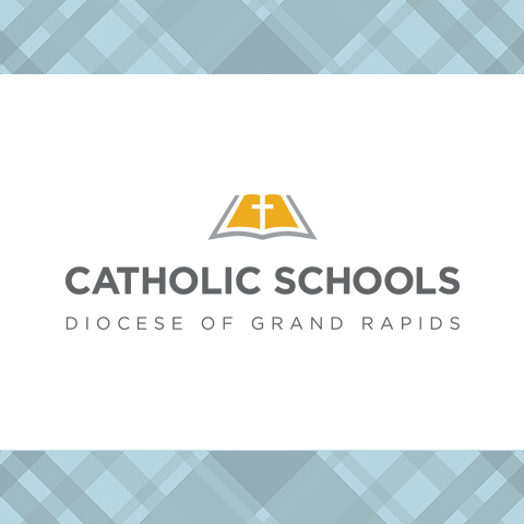 The Office of Catholic Schools logo.