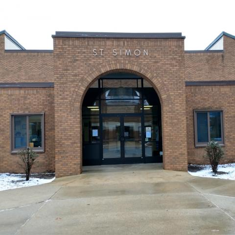 Ludington Area Catholic School Building