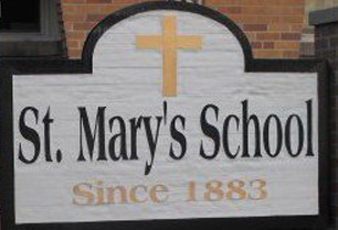 St. Mary's School Building